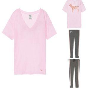 PINK Victoria's Secret Other - Victoria secret pink set large